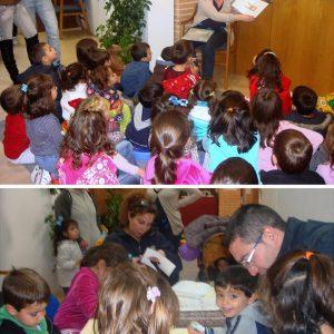 Bargas celebra el Día Internacional del Libro