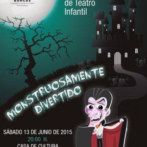 Taller Municipal de Teatro Infantil: Monstruosamente divertido»»