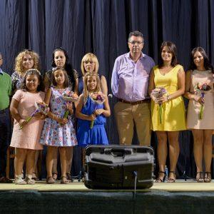 FIESTAS PATRONALES DE SAN ESTEBAN 2015 | ELECCIÓN REINAS Y DAMAS EN BARGAS
