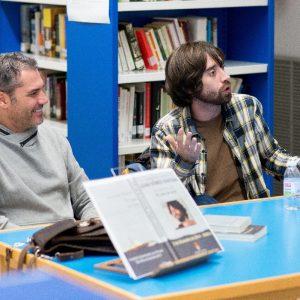 Encuentro con el autor: Juan Gómez Bárcena