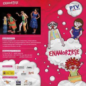 PTV CLOWNS: Enamorirse (TEATRO INFANTIL)