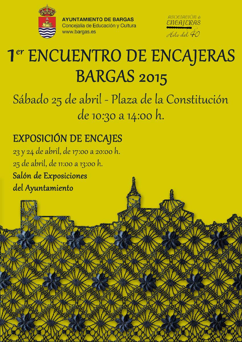 I Encuentro de Encajeras en Bargas