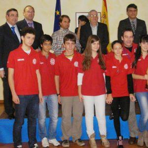 El Club de Ajedrez de Bargas, tercero en el Campeonato de España de Clubes cadetes