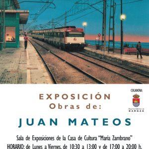 Exposición obras de Juan Mateos.