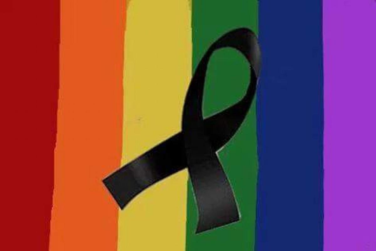 Hoy a las 12:00 h. en la Plaza de la Constitución, se mantendrá un minuto de silencio en apoyo a las víctimas y familias de los crímenes cometidos en Orlando.