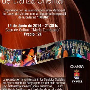 Festival benéfico de Danza Oriental