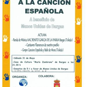 Gala Homenaje a la canción española.