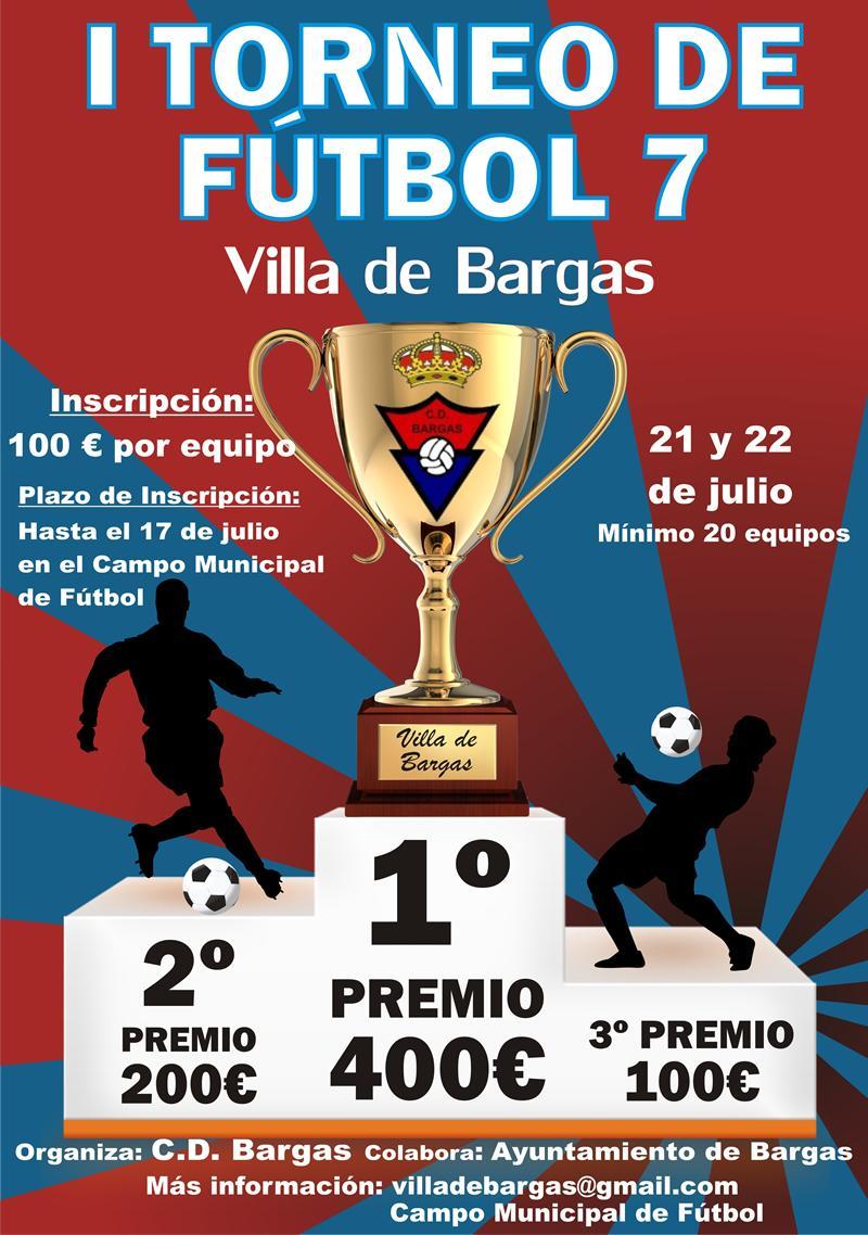 I Torneo de Fútbol 7