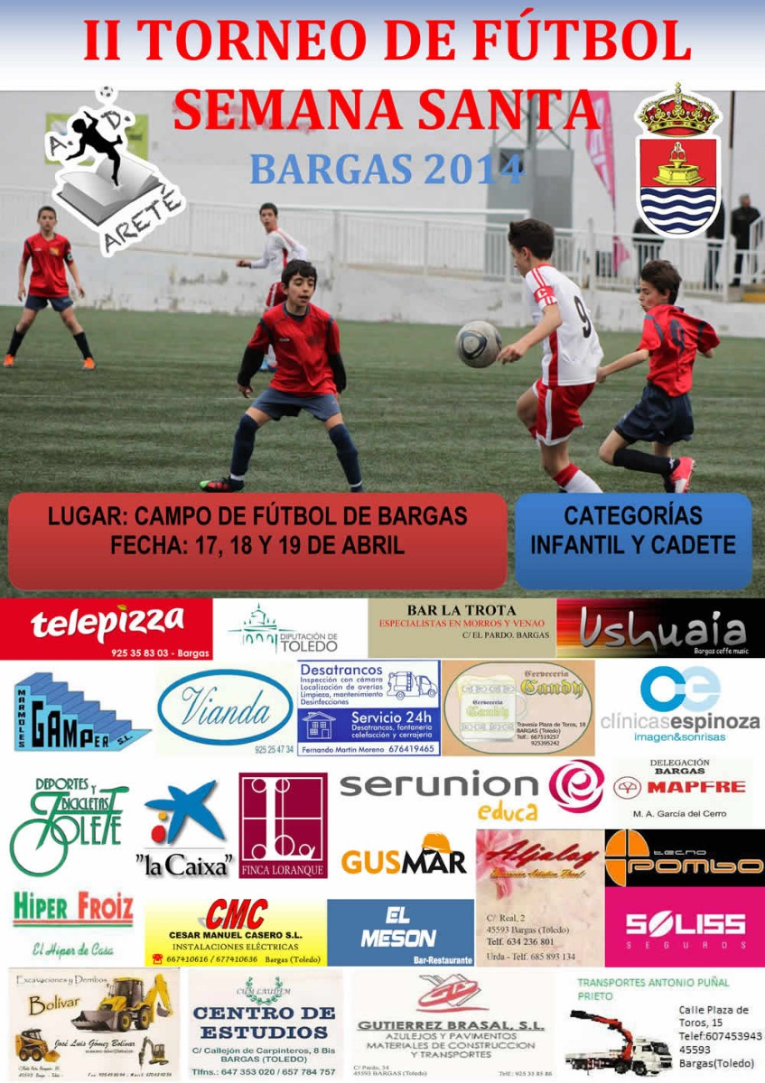 II Torneo de Fútbol Semana Santa