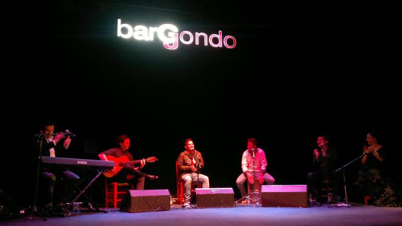 "III FESTIVAL FLAMENCO BARGJONDO"""""