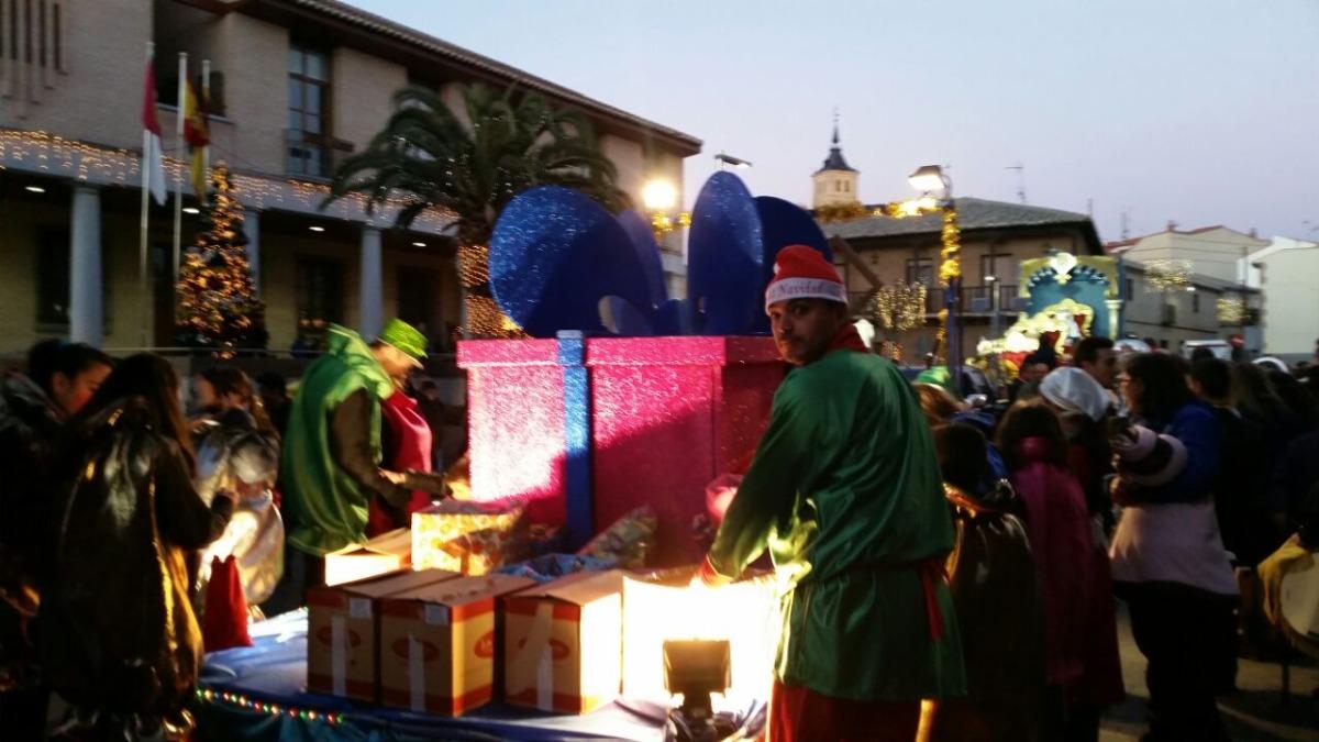 Fotos – participantes Cabalgata de Reyes 2015