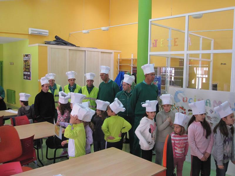 Taller de cocina – Semana Santa 2012