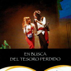 Teatro-Musical: En busca del tesoro perdido»»