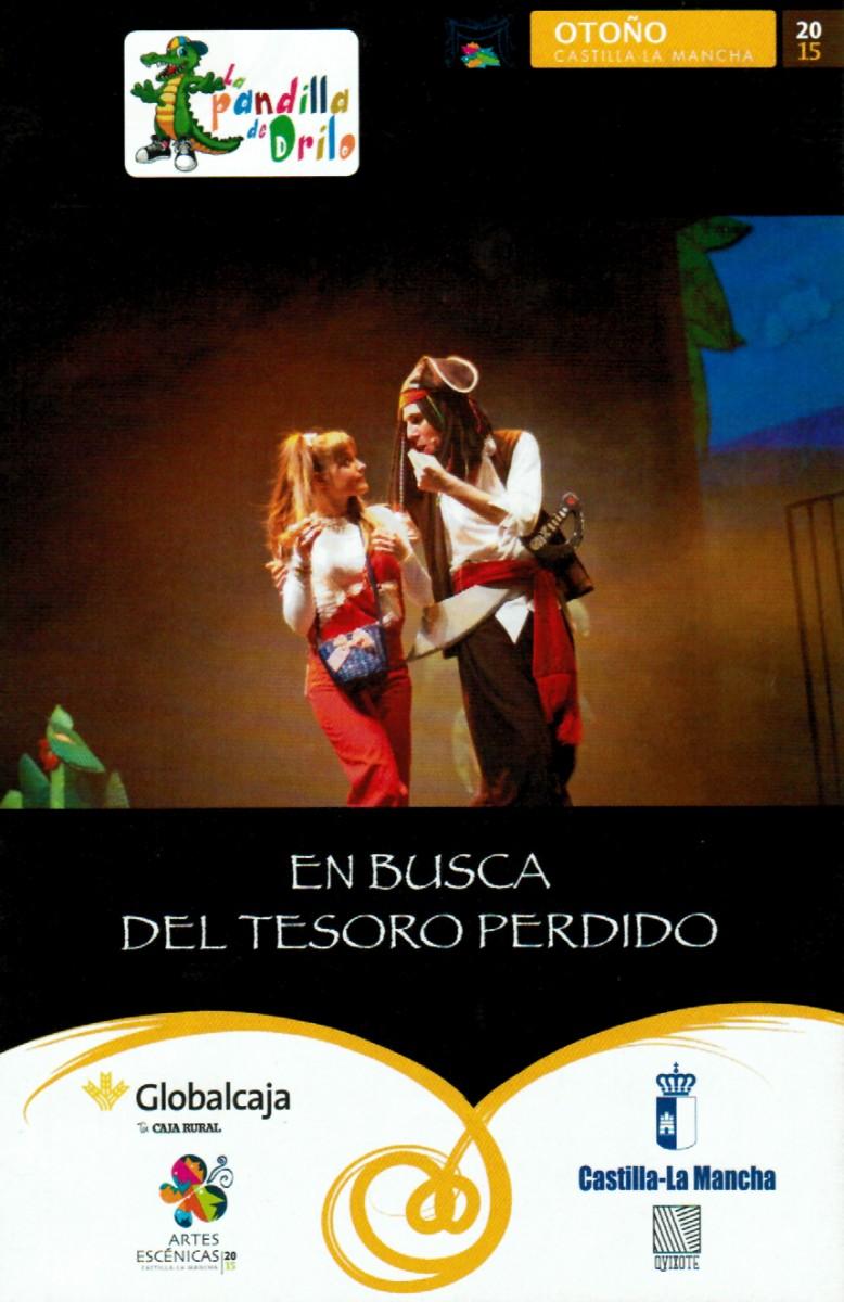 """Teatro-Musical: En busca del tesoro perdido"""""""""""