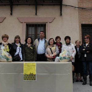 Bargas, lugar de celebración del I Encuentro de Encajeras.