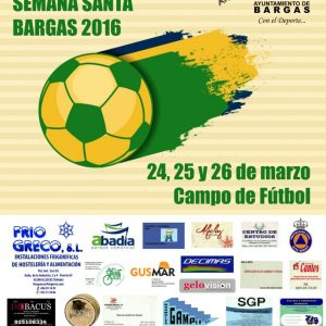 IV Torneo de fútbol infantil y cadete – Semana Santa 2016