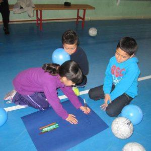 Pachanga Infantil – Semana Santa 2012