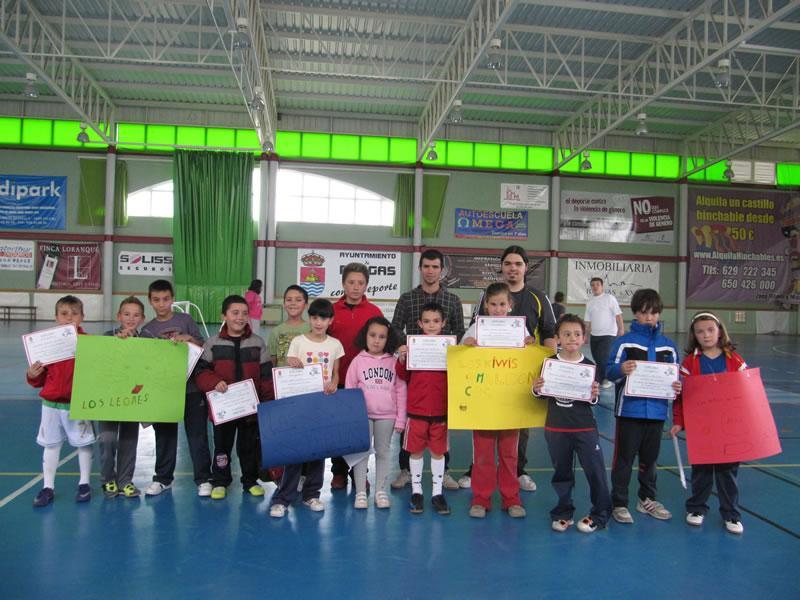 Pachanga Fútbol Infantil – Semana Santa 2012