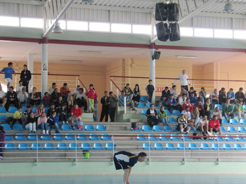 Pachanga Fútbol-sala Juvenil – Semana Santa 2012