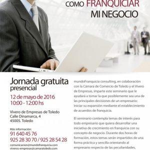 Seminario gratuito: Cómo franquiciar mi negocio