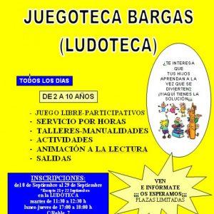 Apertura Juegoteca Bargas