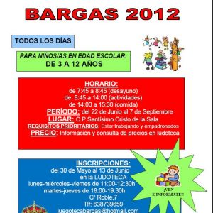 Jugoteca Bargas 2012