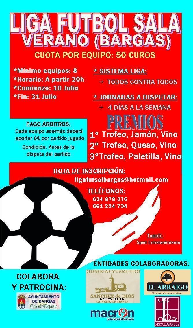 Liga de verano de Fútbol Sala