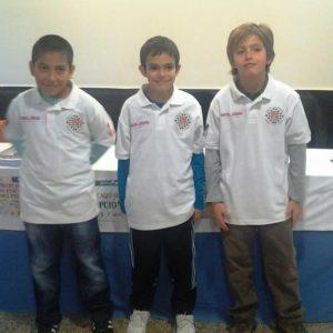 El Club de Ajedrez Bargas-Soliss se queda a un paso de tocar el cielo en Benidorm.