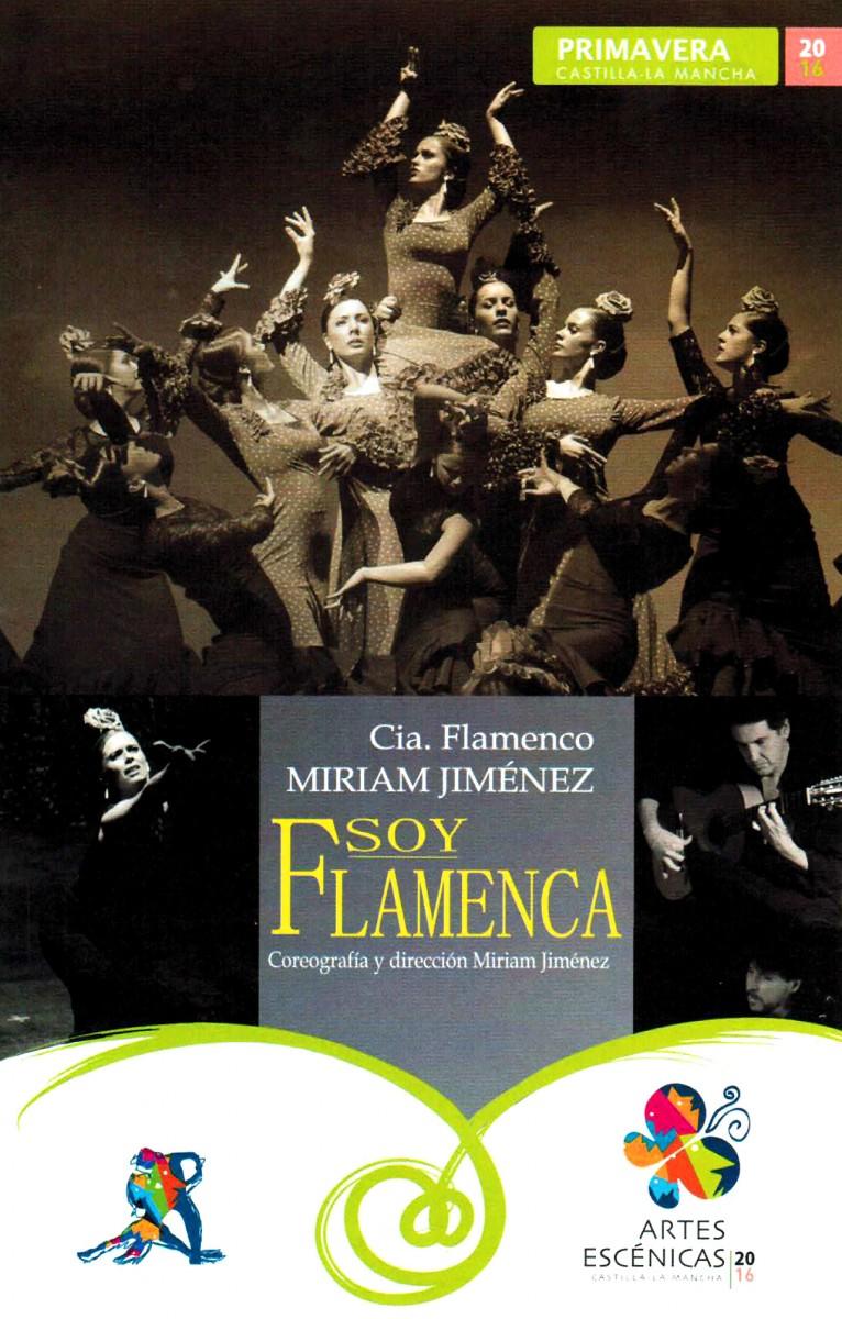 "BargJondo 2016: Miriam Jiménez – Soy flamenca"""""