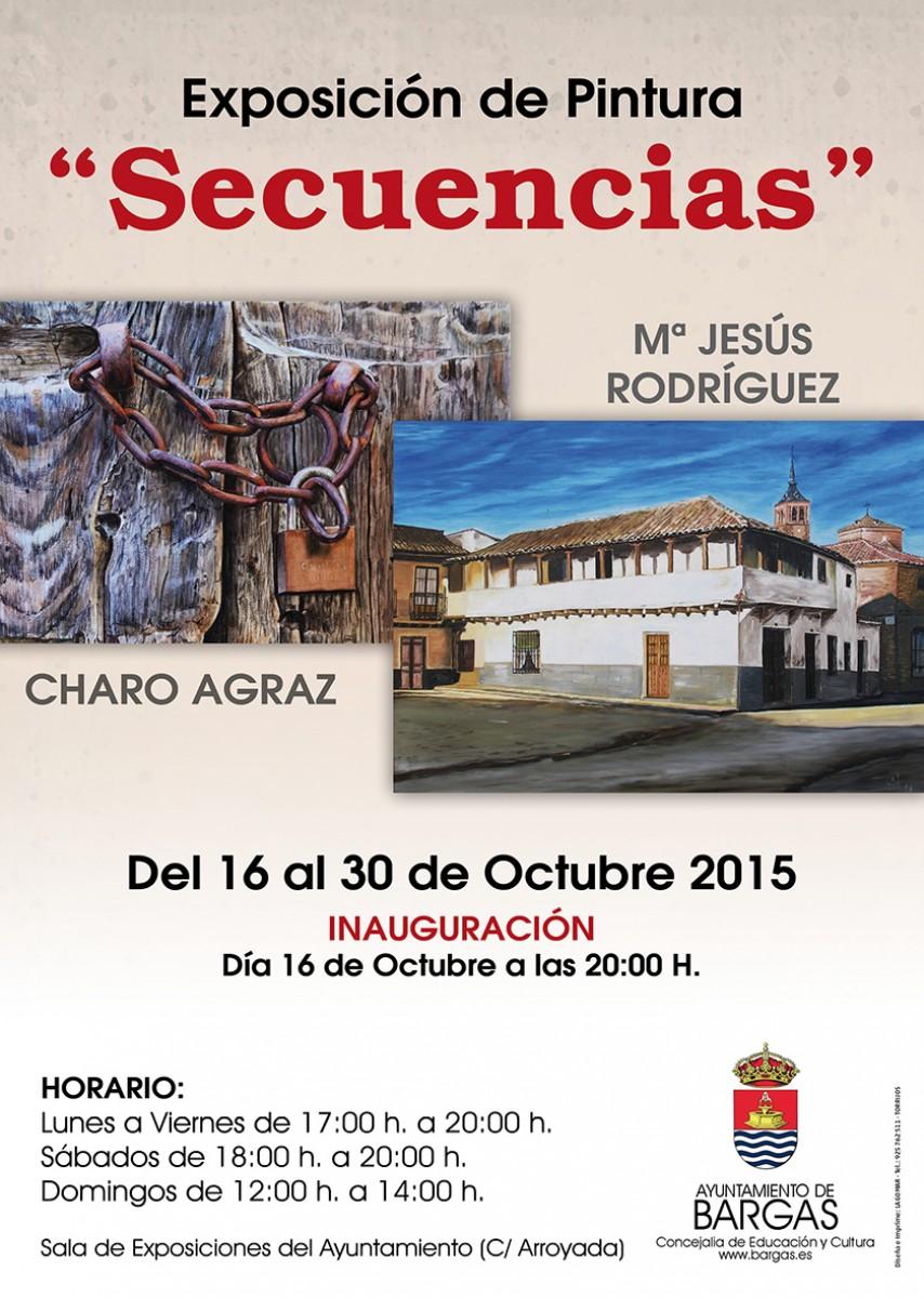Exposición de pintura: Secuencias»»