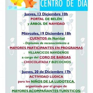 Navidad en el Centro de Día