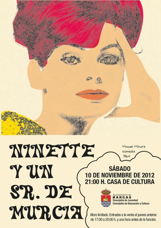 TEATRO – Ninette y un sr de Murcia