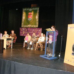 BARGAS CONMEMORA EL DIA INTERNACIONAL DE LA MUJER