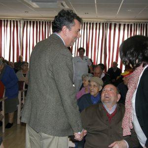 """5º ANIVERSARIO DE LA INAUGURACION de la RESIDENCIA """"VALDEOLIVAS"""" de BARGAS"""