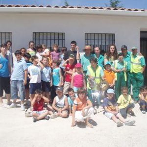 Actividades escuelas de verano (2009)