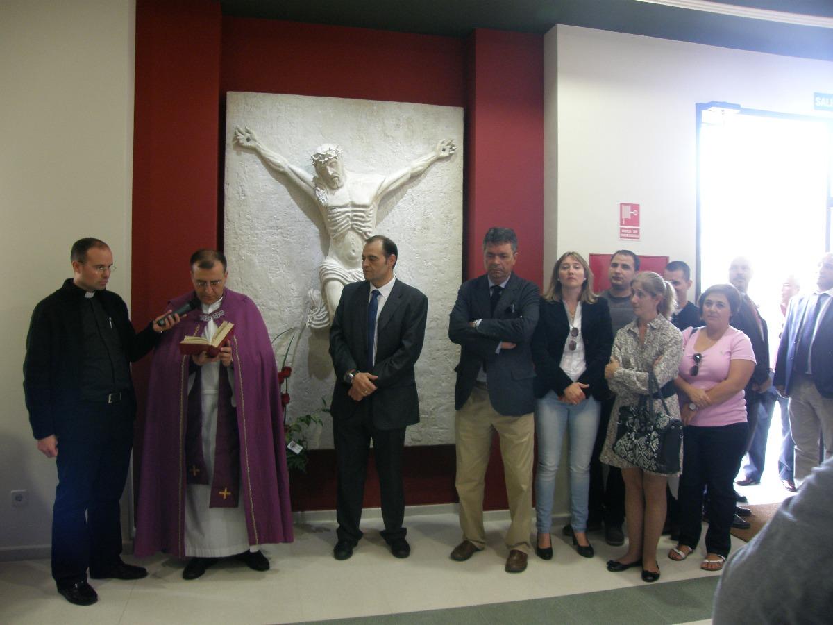 El nuevo tanatorio-crematorio de Bargas abre sus puertas.