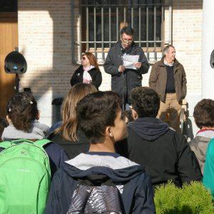 BARGAS CONMEMORA, UN AÑO MÁS, EL DÍA INTERNACIONAL CONTRA LA VIOLENCIA HACIA LAS MUJERES 2012