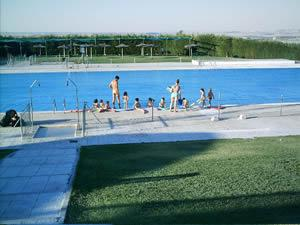 PISCINA MUNICIPAL TEMPORADA 2012