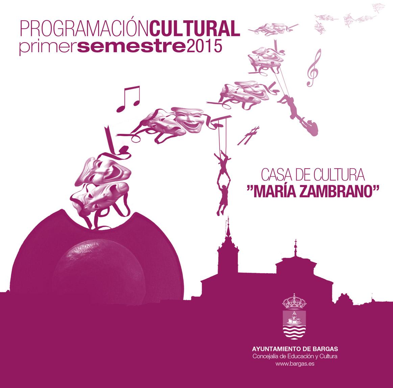 Programación Cultural Primer Semestre 2015