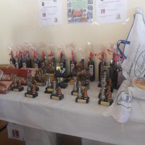 Un centenar de ajedrecistas se dan cita en un histórico torneo en Bargas. 2011