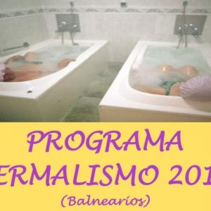 Programa de Termalismo 2012