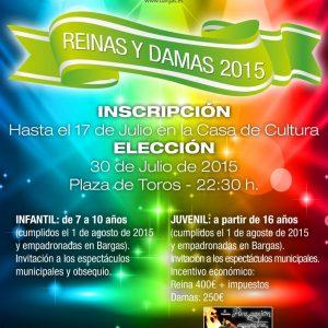 Reinas y Damas 2015.
