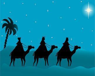 Recogida de Regalos de los Reyes Magos.