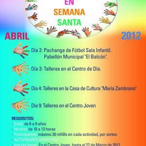 Diviértete en Semana Santa 2012