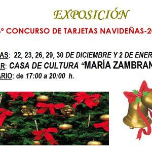 Exposición Tarjetas de Navidad