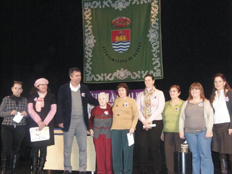 La supresión del CENTRO DE LA MUJER en Bargas, por parte del Gobierno Regional, convierte los actos conmemorativos del Día de la Mujer» de esta localidad en un clamor reivindicativo contra esta medida.»