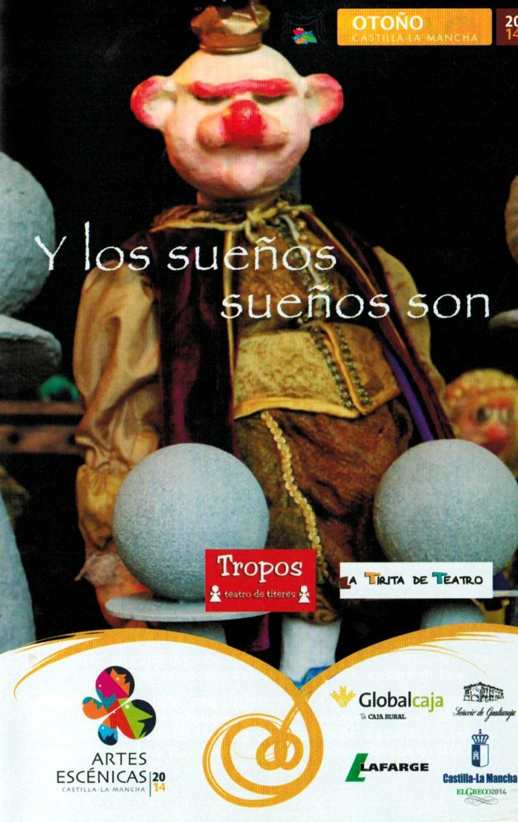 Teatro Infantil: Y los sueños, sueños son