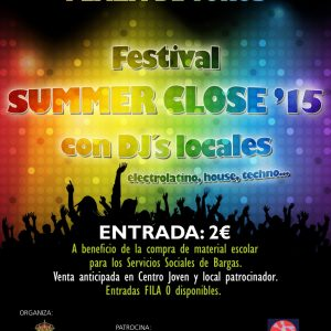 Festival Summer Close 2015