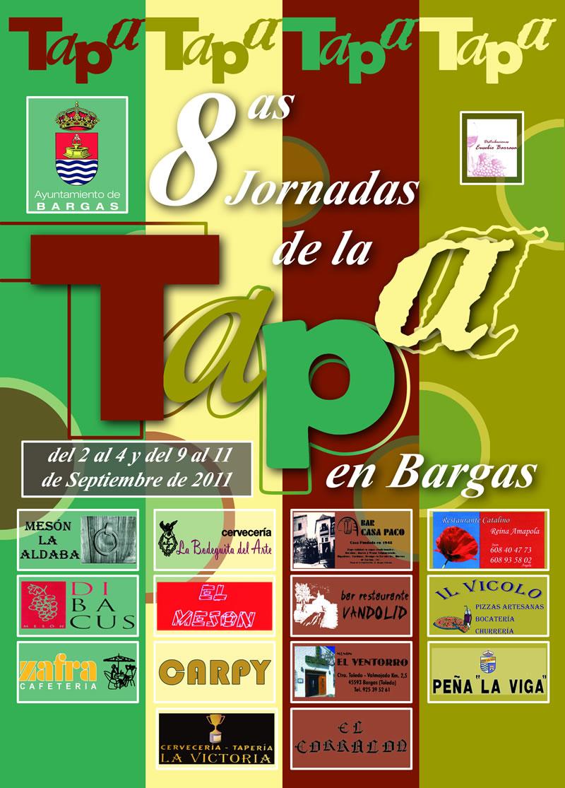 Por 8º año consecutivo dan comienzo las Jornadas de la Tapa en Bargas