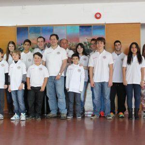 FRENÉTICA ACTIVIDAD DEL CLUB DE AJEDREZ